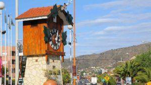Reloj Cucú Villa Carlos Paz