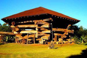 Proyecto ecoturismo Aripucá